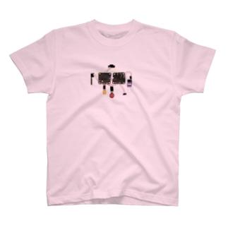 """RACE DRONE """"HAMUTARO-01"""" T-shirts"""