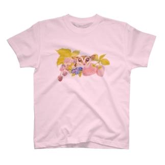 フクロモモンガVer.2 T-shirts