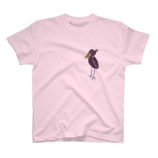 びろこうさん T-shirts
