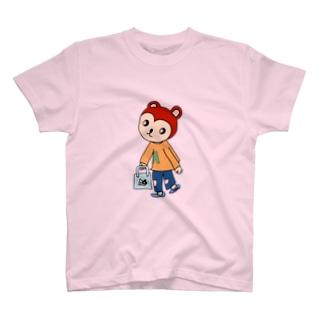CHIPPERくん(ちっぱー) T-shirts