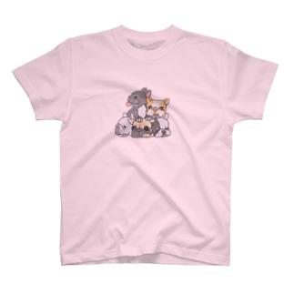 フレブルてんこ盛り T-shirts