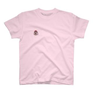 ハリネズミのellie T-shirts