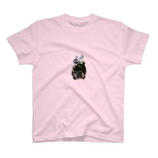 ヨダレーヌりくさんplus T-shirts