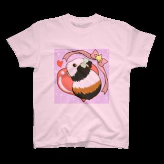 Lichtmuhleのゆめかわふわふわモルモット02 T-shirts