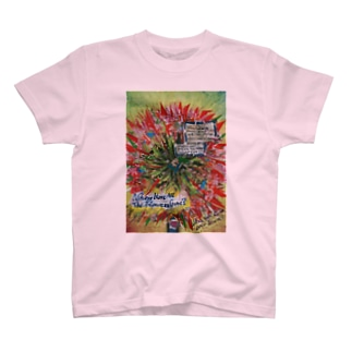 Flower's Gone T-shirts