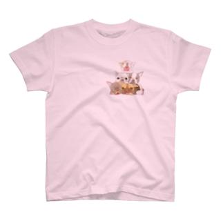 またまたフレブルてんこ盛り T-shirts