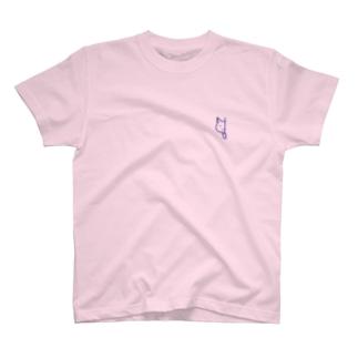 かべねこ T-shirts