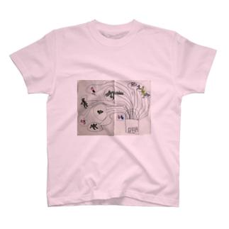 動物園 T-shirts