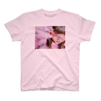 おやすみbroken T-shirts