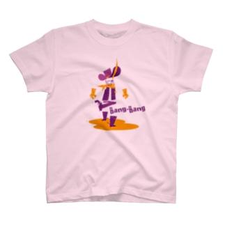 Bang-Bang(かすれ) T-shirts