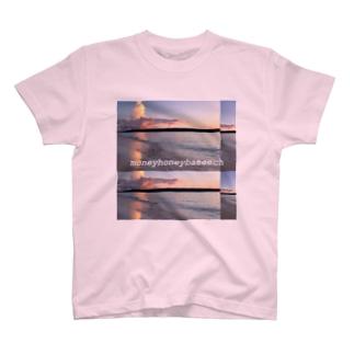 沖縄ビーチ T-shirts