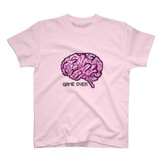 脳みそT T-shirts