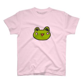 かえるのなおたろう Tシャツ