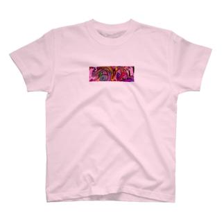 ぽぽいのぽい T-shirts