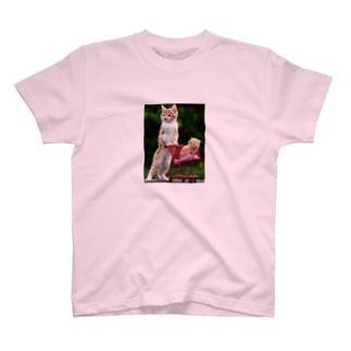 子連れ… T-shirts