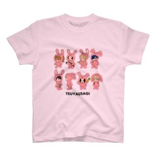 つやうさ T-shirts