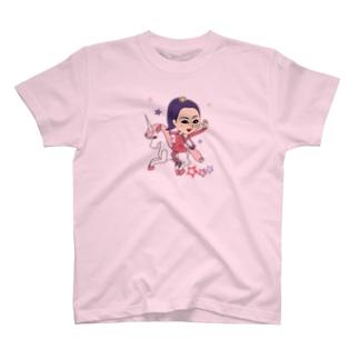 としこ。 Tシャツ