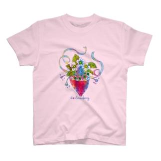 I ♡ Strawberry T-shirts