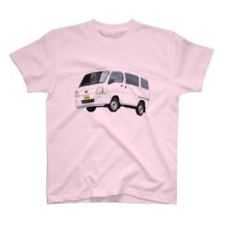 GO! GO! カモ号 T-shirts