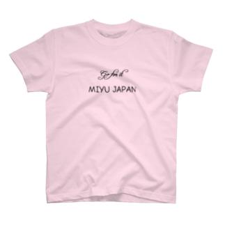 miyu_japan T-shirts