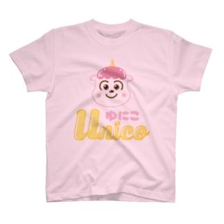 ゆにこ T-shirts