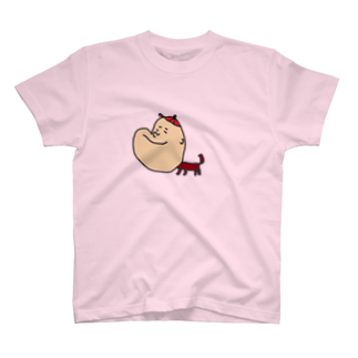 えんぷろじぇくとの人面犬 T-shirts