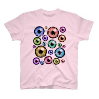 """""""ドーナツ?目玉!?""""Finding A WayTシャツ T-shirts"""