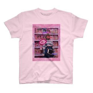 女児コーナー T-shirts