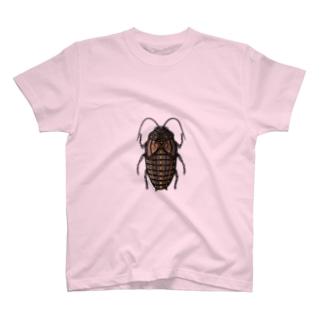 デュビアのオリジナルキャラクターグッズ T-shirts