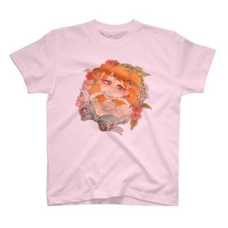 ぶりっこは嘘とはちがうの T-shirts