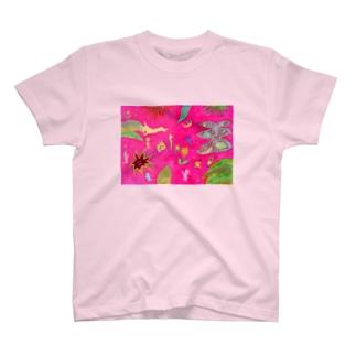 理想のくらし T-shirts