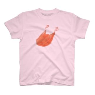 ターキー(・肉・) T-shirts