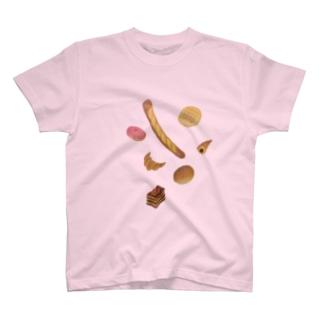 パンだぁいすき♡ T-shirts