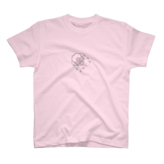 FECD by さわそん T-shirts