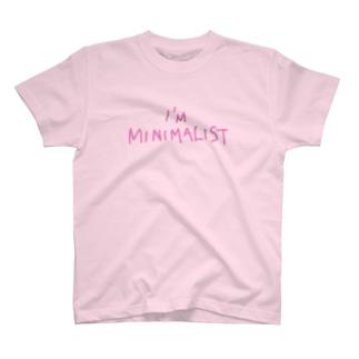 minimalist T-shirts