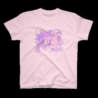 ゆめかわガール T-shirts