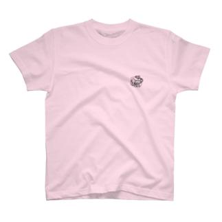 DJ KUWAGATAのお●んぽいぬ T-shirts
