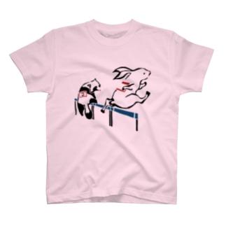 ハードル Hurdle T-shirts
