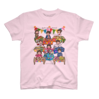 Let's play store!(片面印刷) T-Shirt
