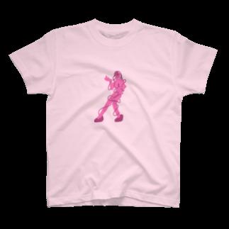 espadaのめどぅぅううさ T-shirts