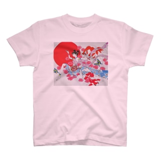 天女 T-shirts