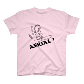 AERIAL ! T-shirts