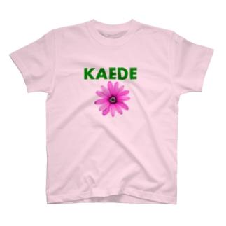 KAEDE T-shirts