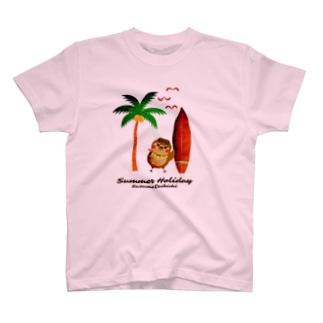 だいきち(サマホリ) T-shirts