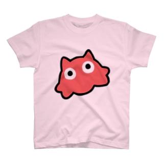 めちゃでかめんだこちゃん  T-shirts