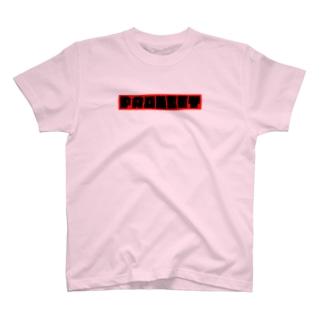 かくかくPRONEET T-shirts