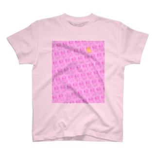なあぴょん大量発生 T-shirts