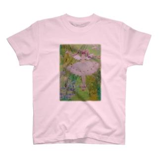 ミドリの手紙 T-shirts