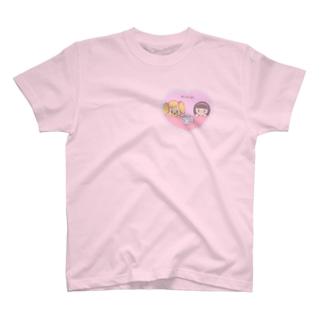 ラブリーメダカ T-shirts