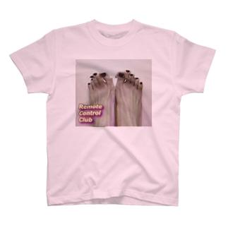 足 T-shirts